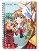 Ikki Tousen Spiral Notebook