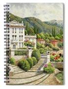 Il Palazzo Sul Lago Spiral Notebook