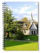 Ilam Primary School Spiral Notebook