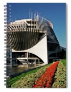 Ile-de-notre-dame - Montreal Spiral Notebook