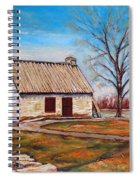 Ile Perrot House Spiral Notebook