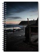Freddie Gilfroy - Scarborough North Bay Spiral Notebook
