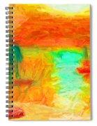 Ilhabela Spiral Notebook