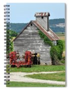 Ilini Barn Spiral Notebook
