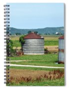Ilini Farm Spiral Notebook