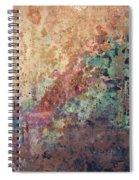 Illuminated Valley II Diptych Spiral Notebook