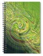 Illusion No. 1 Spiral Notebook
