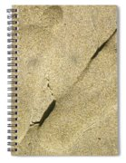 Illusionary Feet Spiral Notebook