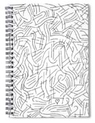 Illusory Spiral Notebook