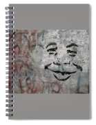 Film Homage Five Thousand Fingers Of Dr. T 1953  Alfred E. Newman Wall Casa Grande Arizona 2004 Spiral Notebook
