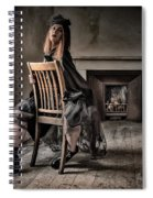 Ilona's Attic Spiral Notebook