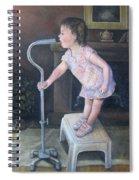 I'm Singin In The Cane Spiral Notebook