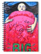 Im So Big Spiral Notebook