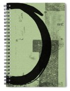 Image Of Peace Spiral Notebook