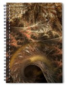 Image Of The Organism Spiral Notebook