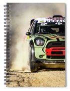 imagejunky_KB - RallyRACC WRC Spain - Gorban / Larens Spiral Notebook