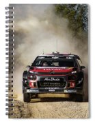 imagejunky_KB - RallyRACC WRC Spain - Lefebvre / Patterson Spiral Notebook