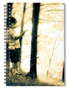 Imagination And Adventure Spiral Notebook