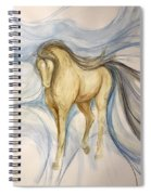 Imagination Angel Spiral Notebook