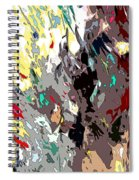 Imagination Fuel Spiral Notebook