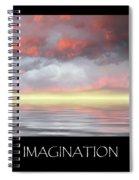 Imagination Spiral Notebook