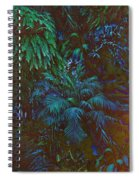 Imagination Leafing Out Spiral Notebook