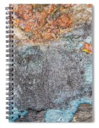 Imagine The Life That You Want  Spiral Notebook