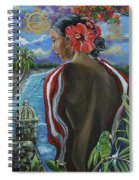 Imagines Boricuas Spiral Notebook