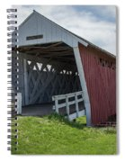 Imes Covered Bridge 2 Spiral Notebook