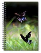 Img_1521 - Butterfly Spiral Notebook