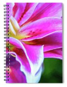 Immerse Yourself - Paint Spiral Notebook