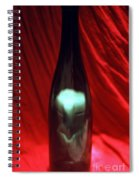 Imp In A Bottle Spiral Notebook