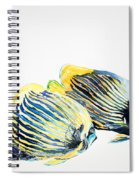 Imperial Angels Spiral Notebook