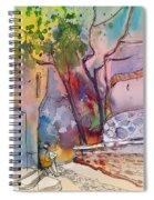 Impression De Trevelez Sierra Nevada 02 Spiral Notebook