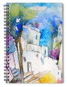 Impression De Trevelez Sierra Nevada 03 Spiral Notebook