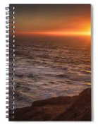 Impression Spiral Notebook