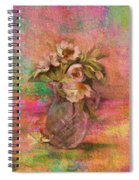 Impressionistic Still Life  Spiral Notebook