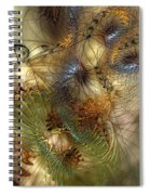 Improvisation For Mahavishnu Spiral Notebook