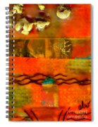 In A Land Far Away Spiral Notebook