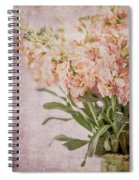 In A Vase #2 Spiral Notebook