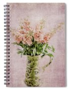 In A Vase Spiral Notebook