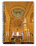 In Church Spiral Notebook