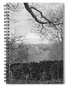 In December. Spiral Notebook