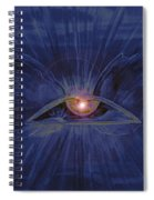 In Dream's Eye Spiral Notebook