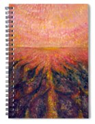 In Far Road Spiral Notebook
