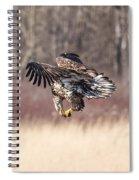 In Flight Snack Spiral Notebook