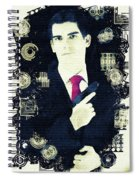 In From The Cold - Spy Spiral Notebook