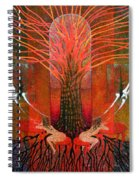 In Garden Spiral Notebook
