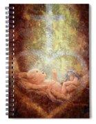 In His Hands Spiral Notebook