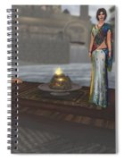 In India Spiral Notebook